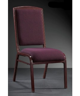 Banquet Chair With Bent Board Seat